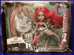 (10) Monster High Vinyl Figures Lot NEW