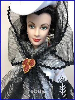 16 Franklin Mint Gone With The Wind Scarlett OHara New Orleans Romance COA