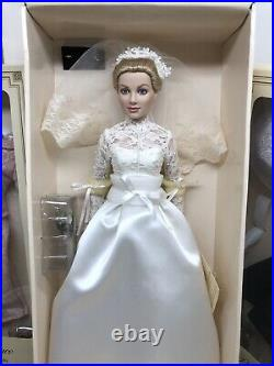 16 Franklin Mint Vinyl Doll Princess Grace Kelly Extra Outfits Case MINT NRFB