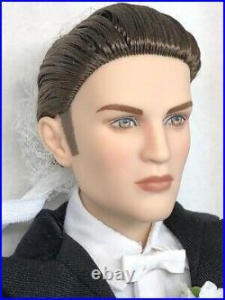 17 Tonner Dolls Twilight FOREVER EDWARD Limited 500 Wedding Groom Mint In Box