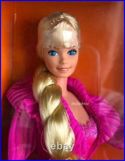1979 Beauty Secrets Barbie Doll NRFB 1290 Mattel Sealed Poseable Action Arms New