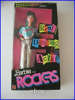 1986 Barbie and the Rockers Ken-Dee Dee-Diva-Dana- Derek Lot of 6 Complete New