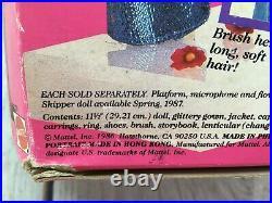 1986 Jewel Secrets Whitney Barbie #3179 SEALED NRFB