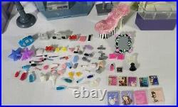 2003 Lil Bratz Dolls Lot Fashion Shopping Mall Escalator Movie Strut it Funk Out