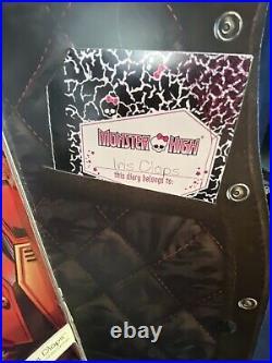 2014 SDCC MONSTER HIGH MANNY TAUR & IRIS CLOPS Comic Con Exclusive NRFB