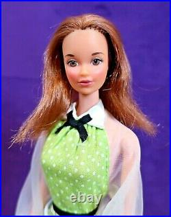 3 Vintage MOD TNT Quick Curl LOT Barbie Kelley Miss America Org OF Accs NICE BIN