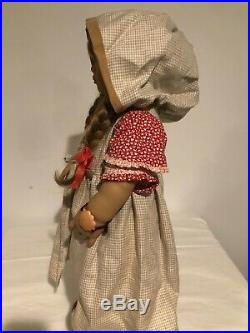ANNA I by Annette Himstedt 1998 26 1/2 vinyl doll #6AH 2124 Mint Condition