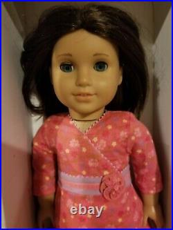 American Girl Doll Chrissa Maxwell GOTY 2009 Doll Of The Year in Box no book