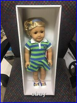American Girl Doll LANIE HOLLAND & Book Girl of the Year 2010 NEW IN BOX