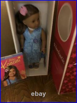 American Girl Kanani Doll & Book Girl Of The Year 2011 NIB NRFB NEW RETIRED NEW