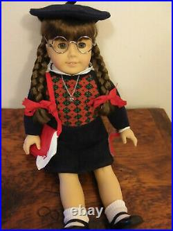 American Girl Molly Doll Pleasant Company 1990's Complete, Mint Condition