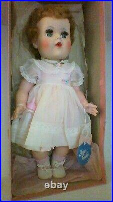 American character toodles baby doll 18 inch vintage original new mint in box