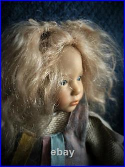 Annette Himstedt 2002 Darling Kleine Siri & Miri Mini Club Dolls All Original