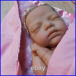 Ashton Drake Bundle Of Love Lifelike Newborn Baby Doll By Marita Winters Mint
