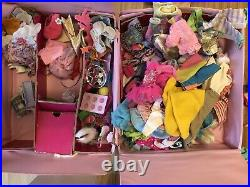 BARBIE DOLL LOT VINTAGE 1990's Clothes, Accessories & More