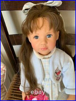 BROOKE from Gotz Beatrix Potter Collection- 23 -MINT First production