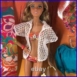 Barbie Collector Doll Malibu Barbie by Tina Turk Gold Label Collection 2012
