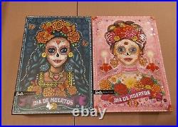 Barbie Day Of The Dead Dia De Los Muertos Dolls (2019 & 2020) NEW IN HAND