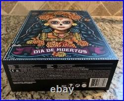 Barbie Dia De Los Muertos(Day of The Dead) Doll 2019 MINT With Shipper Mattel