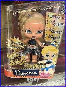 Bratz Babyz Dancers The Movie Lot Of 3 Dolls Cloe, Jade & Yasmin Sealed New