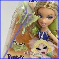 Bratz Costume Party 3 bratz Black Fairy Cloe Yasmin jade NIB RARE MGA send OFFER
