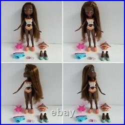 Bratz FELICIA Sweet Dreamz Doll Rare HTF Shirt Comb Shoes Pajamas MGA Dreams