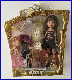 Bratz PRINCESS YASMIN Doll MGA NRFB COMPLETE outfits tiara jewelry crown RETIRED