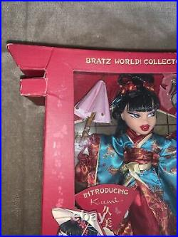 Bratz World Collectors Edition Kumi Tokyo Japan 2004 New In Box