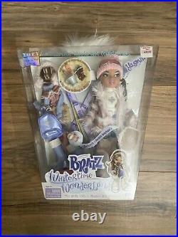 Bratz YASMIN Wintertime Wonderland Doll 2002 Gear Clothes Unopened New