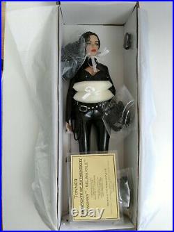 Catwoman Tonner Doll Selina Kyle DC Stars Batman Comic Superhero 17 MIB Mint
