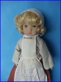 DIANNA EFFNER Tuesday's Child 10 Doll GRIETJE for BONEKA 2009 UFDC Event MINT