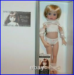Dianna Effner 13 Little Darling Doll -Sculpt 1 Blue eyes -with two outfits -NEW