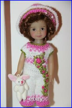 Dianna Effner 8 Heartstrings Doll-New Little Charming Doll with3 outfits & Shoes