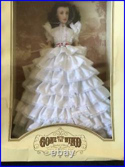 FRANKLIN MINT Gone With The Wind SCARLETT FOR LOVE OF TARA Outfit 2000 MIB NRFB
