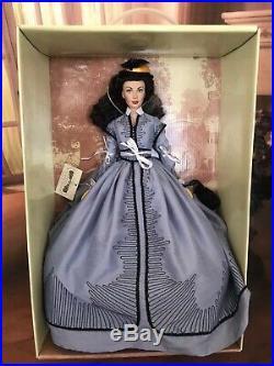 Franklin MINT Gone With The Wind Scarlett O'hara Vinyl Doll Shanty Town