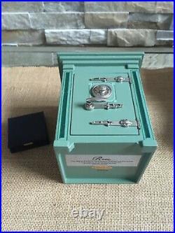 Franklin Mint 16 Vinyl ROSE TITANIC DOLL Wardrobe SAFE & NECKLACE SET for Doll