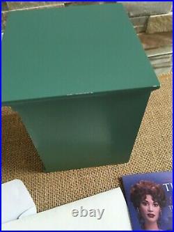 Franklin Mint 16 Vinyl ROSE TITANIC DOLL Wardrobe SAFE & NECKLACE SET with COA