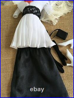 Franklin Mint 16 Vinyl TITANIC Rose Doll ELEVATOR OUTFIT Dress withShoes + Shawl