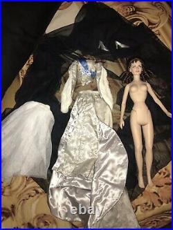 Franklin Mint Czarina Alexandra Vinyl Doll