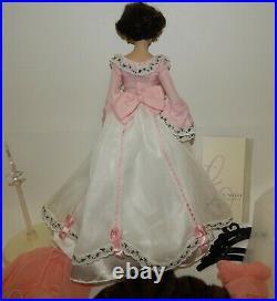Franklin Mint Elizabeth Taylor 16 Vinyl Portrait Doll with Outfits & Trunk