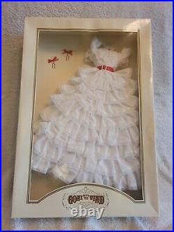 Franklin Mint Gone With The Wind Scarlett OHara Vinyl Portrait Doll + 4 Outfits