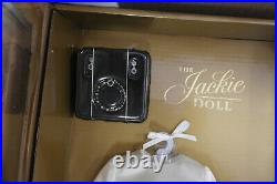 Franklin Mint Jackie 50th Anniversary Inaugural Vinyl Doll LE Pristine 151/2
