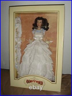 Franklin Mint Scarlett O'Hara Official Vinyl Portrait Doll B11G407 Brand New