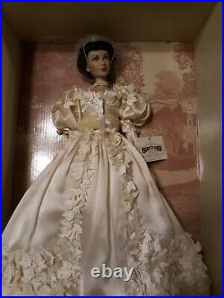 Franklin Mint Scarlett O'Hara Wedding at Twelve Oaks 16 Vinyl Doll