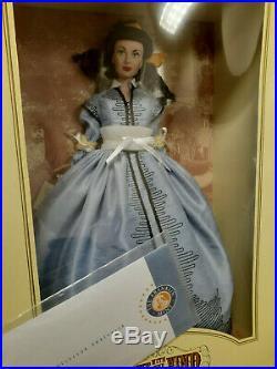 Franklin Mint Scarlett Shanty Town Vinyl Doll LE MIB 16 W Sealed COA LE/1000
