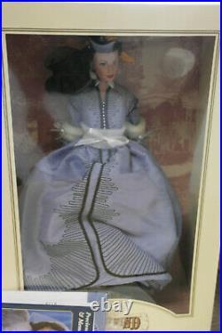 Franklin Mint Scarlett Shanty Town Vinyl Doll LE MIB 16 With COA LE 797/1000