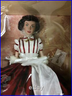 Franklin Mint Scarlett Vinyl Doll CHRISTMAS WITH ASHLEY LE 1000