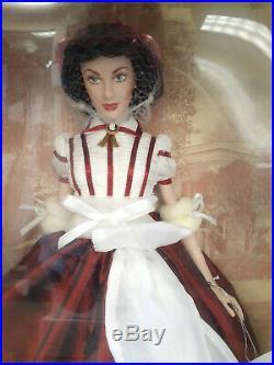 Franklin Mint Scarlett Vinyl Doll CHRISTMAS WITH ASHLEY LE 1000 COA