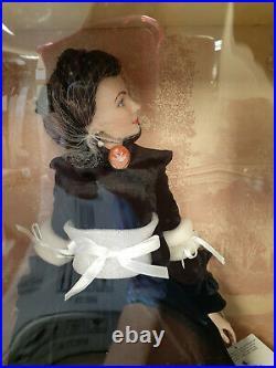 Franklin Mint Scarlett Vinyl Doll Final Farewell Black Velvet LE 54/1000