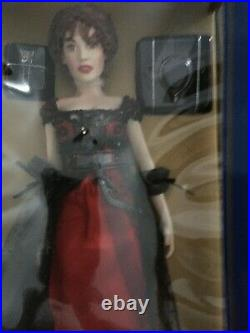 Franklin Mint TITANIC Rose 16 vinyl DOLL withStand + Lot of 12 ENSEMBLES all NRFB
